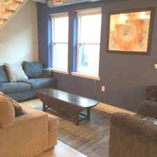 Rental info for 2201 2nd Street Northwest in the LeDroit Park - Bloomingdale area