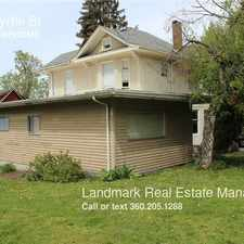 Rental info for 619 E Myrtle St in the Sehome area