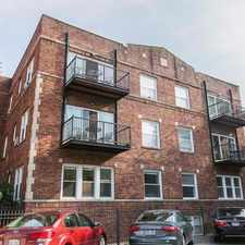 Rental info for N Clark St & W Deming Place in the Lincoln Park area