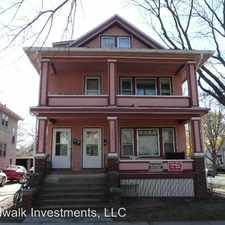 Rental info for 1233/35 Mound Street in the Vilas area