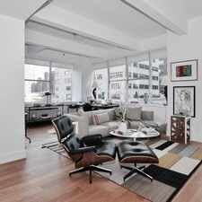 Rental info for Murray Street in the Tribeca area