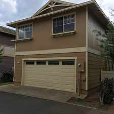 Rental info for 91-484 Makalea St #121 in the Ewa Gentry area