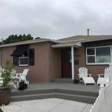 Rental info for 3420 Russell Street in the Loma Portal area