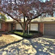 Rental info for 4803 11th Street in the Lubbock area