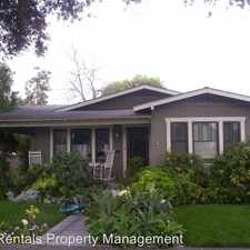 Rental info for 272 North Center in the Anaheim area