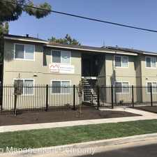 Rental info for 2025 E. Pontiac Way - 201 in the Fresno area