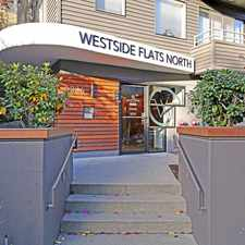 Rental info for Westside Flats North