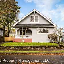 Rental info for 525 N Simpson St. in the Humboldt area
