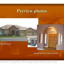 Rental info for 2059 Lamego Way