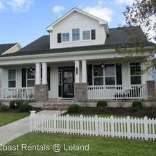 Rental info for 1044 Sandy Grove Place