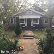 Rental info for 1755 51st Street Ensley in the Central Park area
