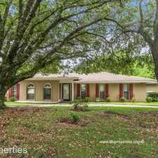 Rental info for 3515 Foxhall Drive in the Montgomery area