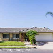 Rental info for 3010 N Cottonwood St in the Anaheim area