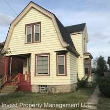 Rental info for 5184 N 31st Street in the Old North Milwaukee area