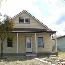Rental info for 1621 Chestnut in the Helena area