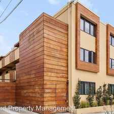 Rental info for 226 27th St - #4