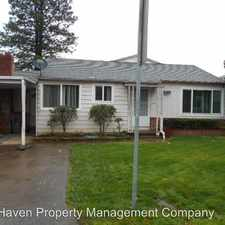 Rental info for 1217 E 9th St. in the McMinnville area