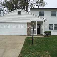 Rental info for 5920 Buck Rill Dr - Newly remodeled 3 bedroom 1.5 bath in the Indianapolis area