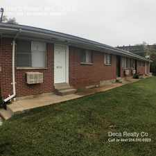 Rental info for 4164 D Folsom Ave. in the McRee Town area