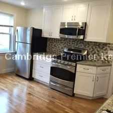 Rental info for Putnam Road in the Boston area