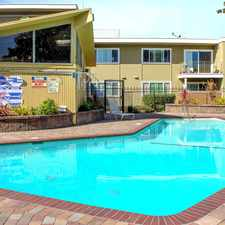Rental info for Pentagon Apartments in the Fremont area