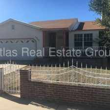 Rental info for LAST CHANCE FOR 3 WEEKS FREE!!!! 4 Bed 2 Bath Home on Large Lot w/ Option to BUY!! in the Montbello area