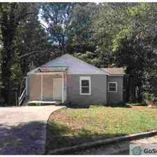Rental info for 2015 Lewis SE Rd in the South Atlanta area