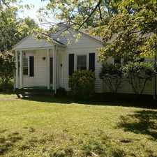 Rental info for 1602 Washington Pike in the Knoxville area