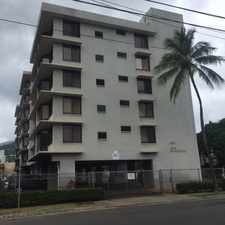 Rental info for 1820 Waiola St. #305 in the Manoa area