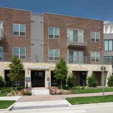 Rental info for The Flats at Alta Palisades in the Dallas area