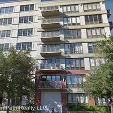 Rental info for 1000 N. Kingsbury Unit 107 in the Goose Island area