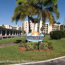 Rental info for 5803 N Banana River Blvd Unit 1056