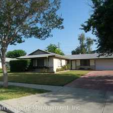 Rental info for 22613 Covello St. in the West Hills area