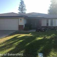 Rental info for 3401 Stony Brook Rd in the Bakersfield area