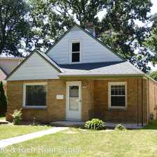 Rental info for 2873 N 83rd St in the Cooper Park area