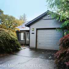 Rental info for 2250 SW 184th Terrace in the Aloha area