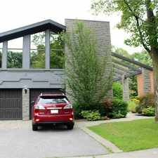 Rental info for 135 Banbury Road in the Banbury-Don Mills area