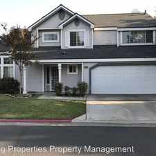 Rental info for 10730 Windham Bay Circle in the Fresno area