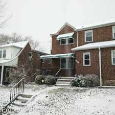 Rental info for 4624 Walther Ave. in the Waltherson area