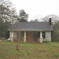 Rental info for 2-acre lot!! 5 bedroom/3 bath home! (Atlanta Housing vouchers only.) in the Southwest Atlanta area