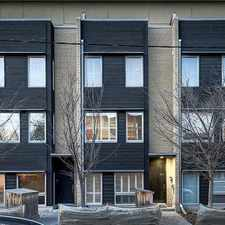 Rental info for 12A Cecil Street in the Kensington-Chinatown area