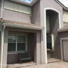 Rental info for 5456 NW 122nd Drive in the Parkland area