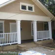 Rental info for 880 OAKHILL AVE, SW in the Adair Park area