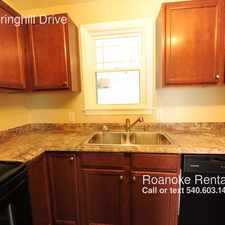 Rental info for 2528 Springhill Drive