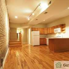 Rental info for 3702 West Wrightwood Avenue #3 in the Avondale area