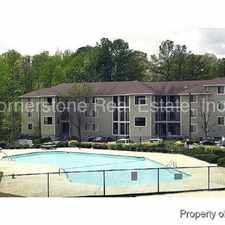 Rental info for 3392-16 Galleria Dr., Fayetteville in the Fayetteville area