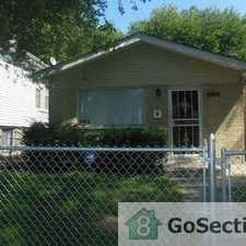 Rental info for *** BEAUTIFUL 4 BEDROOM HOUSE - READY NOW FOR RENT @ 62ND & WINCHESTER *** in the West Englewood area
