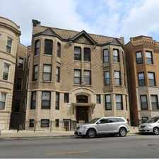 Rental info for 906 West Montrose Avenue #3 in the Chicago area