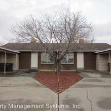 Rental info for 2963 S. 3200 W. in the 84120 area