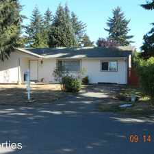 Rental info for 8624 Queets DR NE